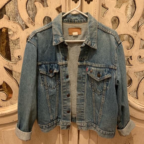 Levi's Jackets & Blazers - Levis Vintage Denim Jacket (80's fit)